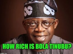 Bola Tinubu cars, mansions & fabled net worth from his life in politics