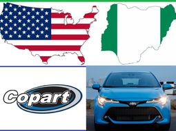 Copart Auction: The secret of buying cars from USA to Nigeria