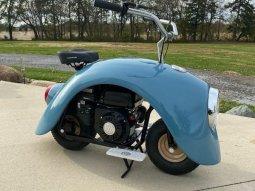 Volkswagen Beetle Type 1 brought back in form of an interesting bike