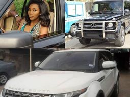 Genevieve Nnaji car collection & her enjoyable life in her 40s
