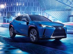 Lexus joins EV market with its first electric car Lexus UX 300e