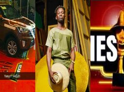 Mr Eazi calls out HEADIES for not giving him the car gift from 2016 Next Rated award