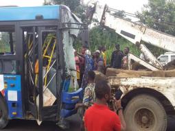 Dangote truck driver in court for allegedly killing 4 BRT passengers in Lagos