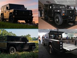 All-electric Hummer-style SUV & Pickup truck released by Bollinger Motors