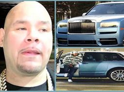 American Rapper Fat Joe spends over ₦54m to customize his 2020 Rolls-Royce Cullinan