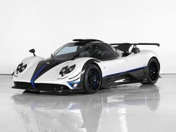 The one-off 2017 Pagani Zonda Riviera is sold for a whopping ₦1.99b at auction