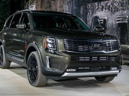 5 Best large SUV's on the market for 2020