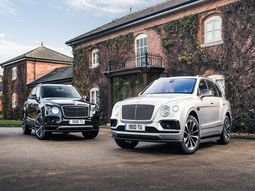 Bentley Bentayga now available with 4-seat and 7-seat layout