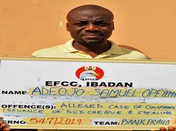 EFCC arrests former Kwara councilor for car theft
