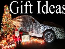 10 Christmas gifts for a Nigerian car lover
