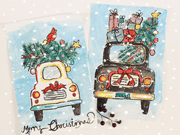 Ready for a long ride for Christmas? Check these 8 car parts!