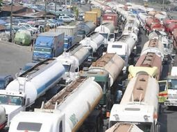 Apapa gridlock is back as imports surge, with road rehabilitation