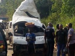 All 18 passengers of Peace Mass Transit bus lost their lives in Benin-Ore ghastly accident