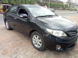 Very Clean Nigerian used Toyota Corolla 2012