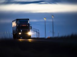 Here is why trucks have 5 little lights on their roofs