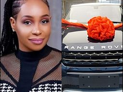 Big Brother Africa star Pokello acquires brand-new Range Rover SUV