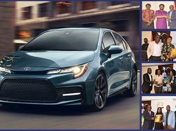 Toyota Corolla gets crowned as Car of the Year in Nigeria for 2019