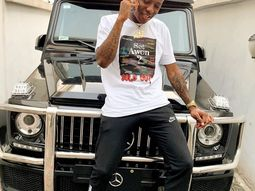 Small Doctor acquires G-Wagon, reminds fans he was once a bus conductor