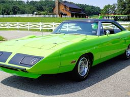 Two of the most Expensive Muscle Cars by Current Market Value