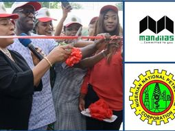 NNPC partners with Mandilas to open Quick-Service Centre in Lagos