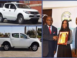 NAJA crowns Mitsubishi L200 as Nigeria Pick-up Truck of the Year 2019
