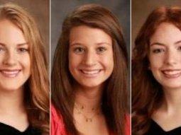 3 high school pretty cheerleaders die in car crash on Christmas day