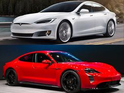 Porsche Taycan vs Tesla Model S - which is King of electric sport sedans?