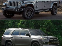 2020 Jeep Gladiator vs 2019 Toyota 4Runner: which is the bug-out vehicle for you?