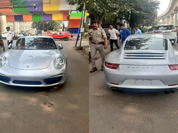 Porsche owner pays ₦14 m fine to get back his impounded car