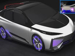 [Video] Check out the spectacular newly-unveiled Toyota Ambient RD Prius PHV