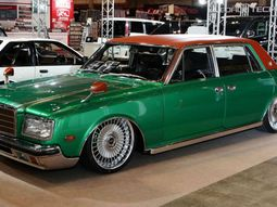TAS 2020 and the feasts of strange cars: Check out this Toyota Century Strange Edition