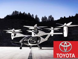 Toyota announces huge ₦126billion investment on Flying VOTL cars