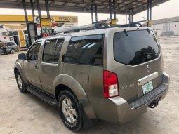 Neatly Nigerian Used Nissan pathfinder 2006 Full Option
