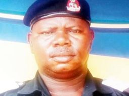 Commercial driver disappears into thin air after crushing a police officer to death