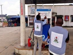 DPR Kogi state seals 3 Petrol stations, 2 LPG gas statiosn and places ₦100,000 fine on each sealed pump