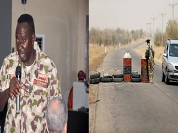 Army cautions motorists against stopping at irregular checkpoints
