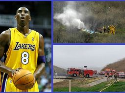 Shocking! Helicopter crash claims basketball superstar, Kobe Bryant and daughter!