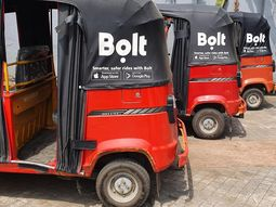 Tricycle hailing service launched by Bolt in Uyo