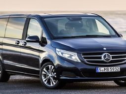 Weststar presents the new Mercedes Benz V-Class MVP to Nigerian market