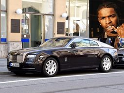 U.S rapper Pop Smoke apprehended for stealing 2019 Rolls-Royce Wraith