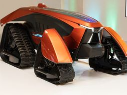 The Kubota X Tractor AI Robot is the autonomous future of farming