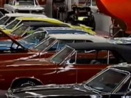 Florida man buys Walmart store to show off his 225 strong car collection