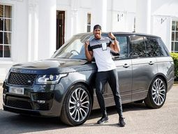 3 Classy cars used by Anthony Joshua