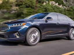 Check out photos and details of the newly unveiled 2020 Kia Cadenza