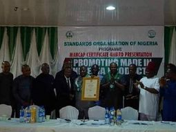 Innoson Vehicles receives MANCAP certification from SON