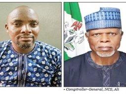 Engineer beefs Nigerian Customs over his Lexus seized 5 years ago