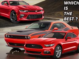 I review 3 best muscle cars which are best for Nigerian roads