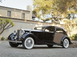 Who was first Military Head of State with luxury Rolls Royce Phantom as official car?