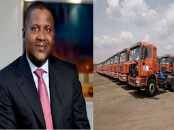 Dangote Group invests ₦63b in Enugu automaker, purchases 3,500 trucks