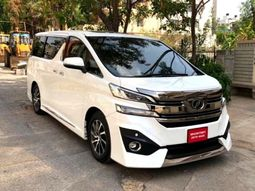 Toyota releases new minivan Vellfire to rival Mercedes' V-Class Marco Polo